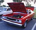'70 Plymouth Duster ('14 Auto classique Faubourg Brossard).jpg