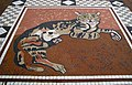 'Castle Cat' mosaic, Belfast Castle - geograph.org.uk - 958725.jpg