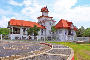 Independence Day (Philippines) - Aguinaldo Shrine where Emilio Aguinaldo declared the country's independence from Spain