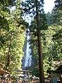 (和歌山県)那智大滝。日本三大名瀑のひとつ。落差は133mに及ぶ。(那智勝浦はマグロがうまい) - panoramio.jpg