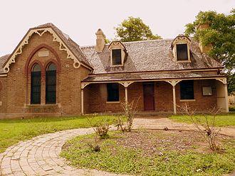 Castle Hill, New South Wales - Public school (1879)