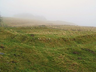 Milecastle 38 - The site of Milecastle 38