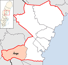 Ånge Municipality in Västernorrland County.png
