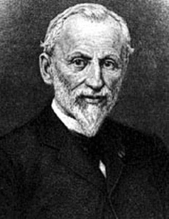 Lichenology - French botanist (Jean-Baptiste) Édouard Bornet (1828–1911)