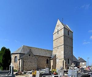 Église Notre-Dame de Beslon.