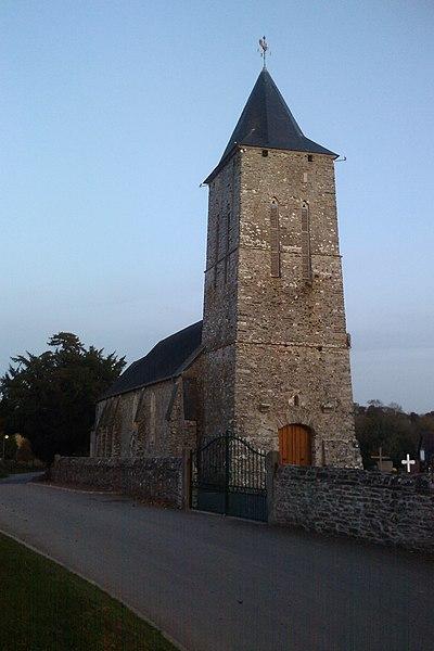 Église Notre-Dame du Mesnil-Rouxelin