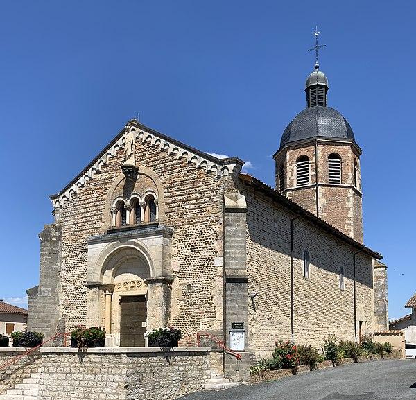 Photo de la ville Saint-Julien-sur-Veyle