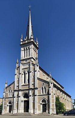 Église St Laurent St Laurent Saône 5.jpg
