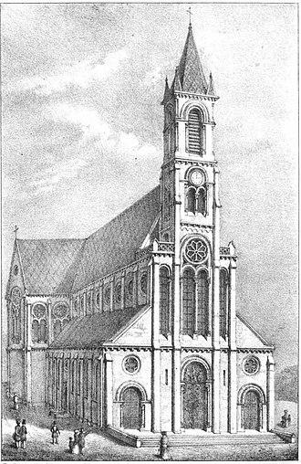 Charles Goutzwiller - Image: Église altkirch
