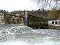 Český Krumlov, ženijní most II.jpg