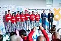 Ślubowanie sportowców reprezentujących Polskę na olimpiadzie w PyeongChang 2018 (39198687855).jpg