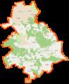 Świerzno (gmina) location map.png