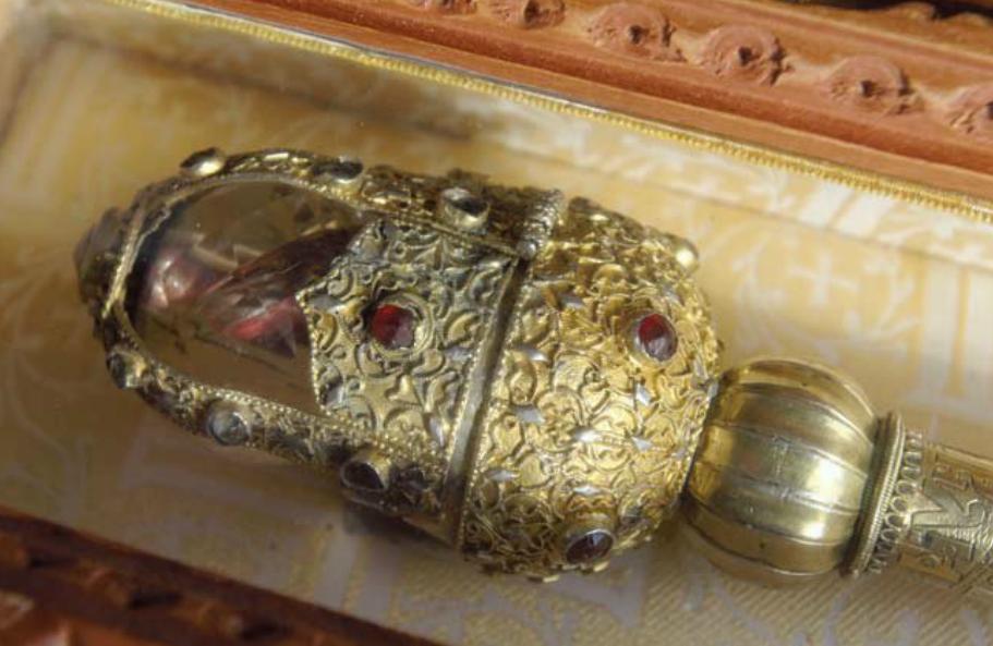 Štap Sv Save iz manastira Sveta Trojica - Pljevlja