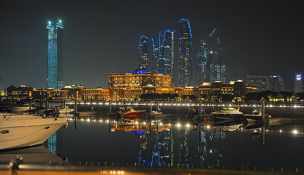 Абу-Даби (Abu Dhabi) - panoramio (1)