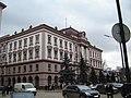 Австрійська дирекція залізниці, пізніше польський магістрат у Івано-Франківську.JPG