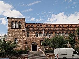 Hagios Demetrios - Image: Базилика Св. Димитрия panoramio