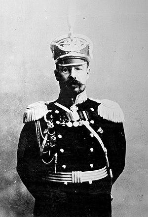 Mikhail Dmitriyevich Bonch-Bruyevich - General Bonch-Bruyevich