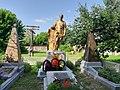 Братська могила радянських воїнів у селі Давидівка.jpg