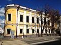 Главный дом, городская усадьба (г. Казань, ул. К.Маркса, 11 - 12) - 2.JPG
