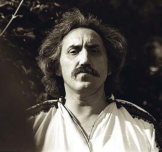 Dmitri Pokrovsky Russian musician