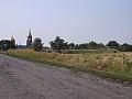 Залишки відвалу породи шахти рудника Ларіна у смт Водянське поруч зі Свято-Введенським храмом.jpg