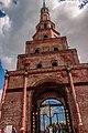 Казанский Кремль, башня Сююмбике, устремляющаяся ввысь.jpg