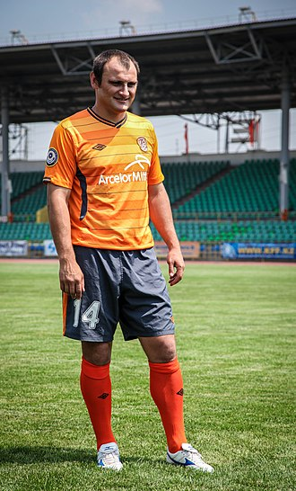 FC Shakhter Karagandy - Andrei Finonchenko scored 104 league goals in 346 league appearances for Shakhter Karagandy.