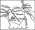 Карта к статье «Жемапп». Военная энциклопедия Сытина (Санкт-Петербург, 1911-1915).jpg