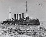 Крейсер Варяг в походе со Владивостока на Мруманск в 1916 году.JPG