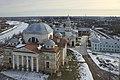 Монастырь Борисоглебский.Вид на монастырские постройки сверху.jpg
