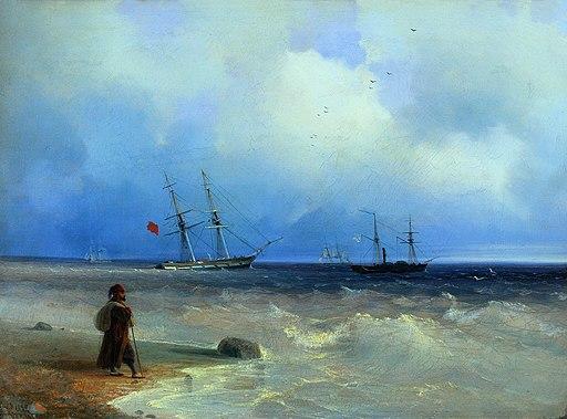 Морской берег Айвазовский