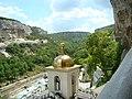 Мужской монастырь в Бахчисарае - panoramio.jpg