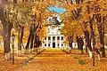Палац в Качанівці восени ID 74-217-0001.jpg