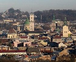 Список об'єктів Світової спадщини ЮНЕСКО в Україні