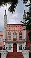 Парадний вхід палацу Вітославських-Львових P1420348.jpg