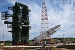 Первый испытательный пуск ракеты-носителя «Ангара-1.2ПП» 08.jpg