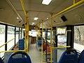 Передняя часть салона автобуса Yutong ZKC120HGM.JPG