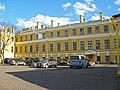 Петропавловская крепость, Главное казначейство, вид сзади.jpg