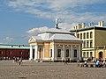Петропавловская крепость. Ботный дом04.jpg