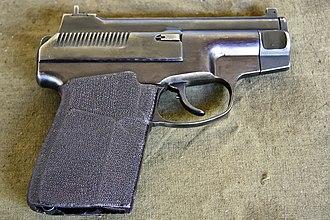 PSS silent pistol - Image: Пистолет самозарядный специальный, 6П28 ПСС Вул ОСН Сатрун 01