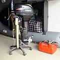 Подвесной мотор и топливный бак.JPG