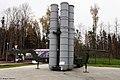 Пусковая установка 5П85-1 ЗРК С-300ПТ - Парка Патриот 02.jpg