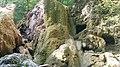 Рогожкин. Большой каньон, водопад Серебряные струи, Крым.jpg