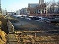 Рэканструкцыя Варшаўскага боку вакзала - panoramio (1).jpg