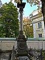 Санкт-Петербург, Лазаревское кладбище, могила А.А. Бетанкура.JPG