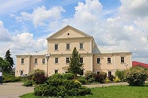 Private town - Tarnowski Castle, Ternopil