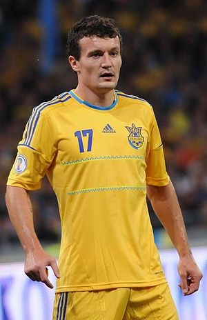 Artem Fedetskyi - Fedetskyi with Ukraine in 2013