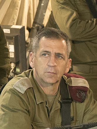 Chief of the General Staff (Israel) - Image: אביב כוכבי