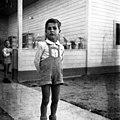 בית זרע 1940 צריף הילדים גדעון נאמן ואלי קלין מאחור - iוינטרשטייןi btm11407.jpeg