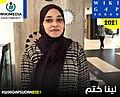 لينا ختم Sudanese Wikimedian.jpg